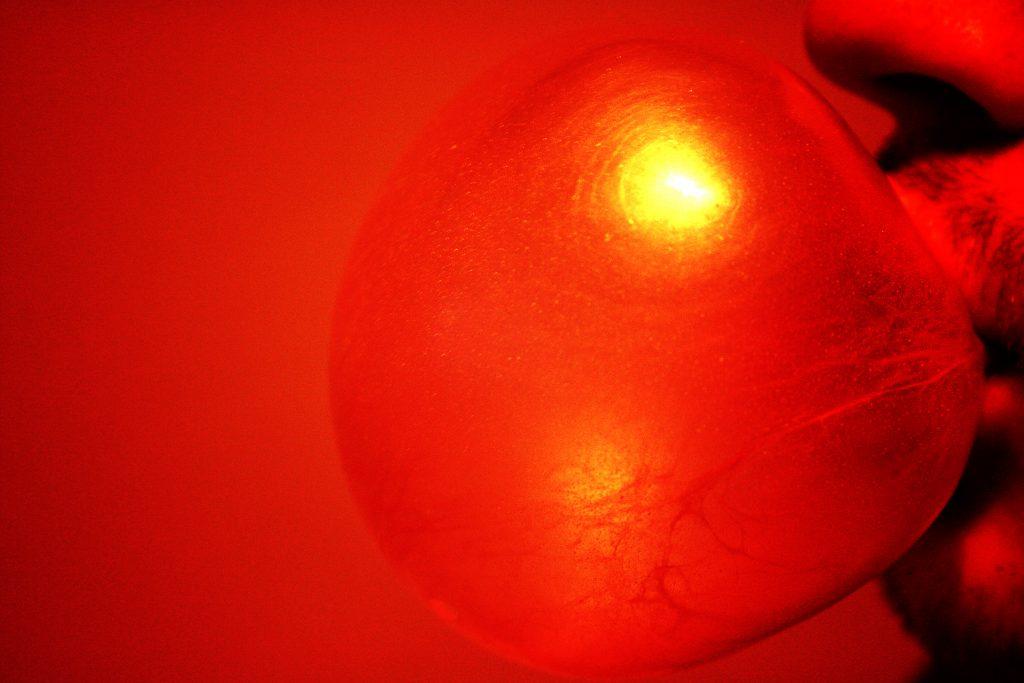 Bubblegum Explosion Photography