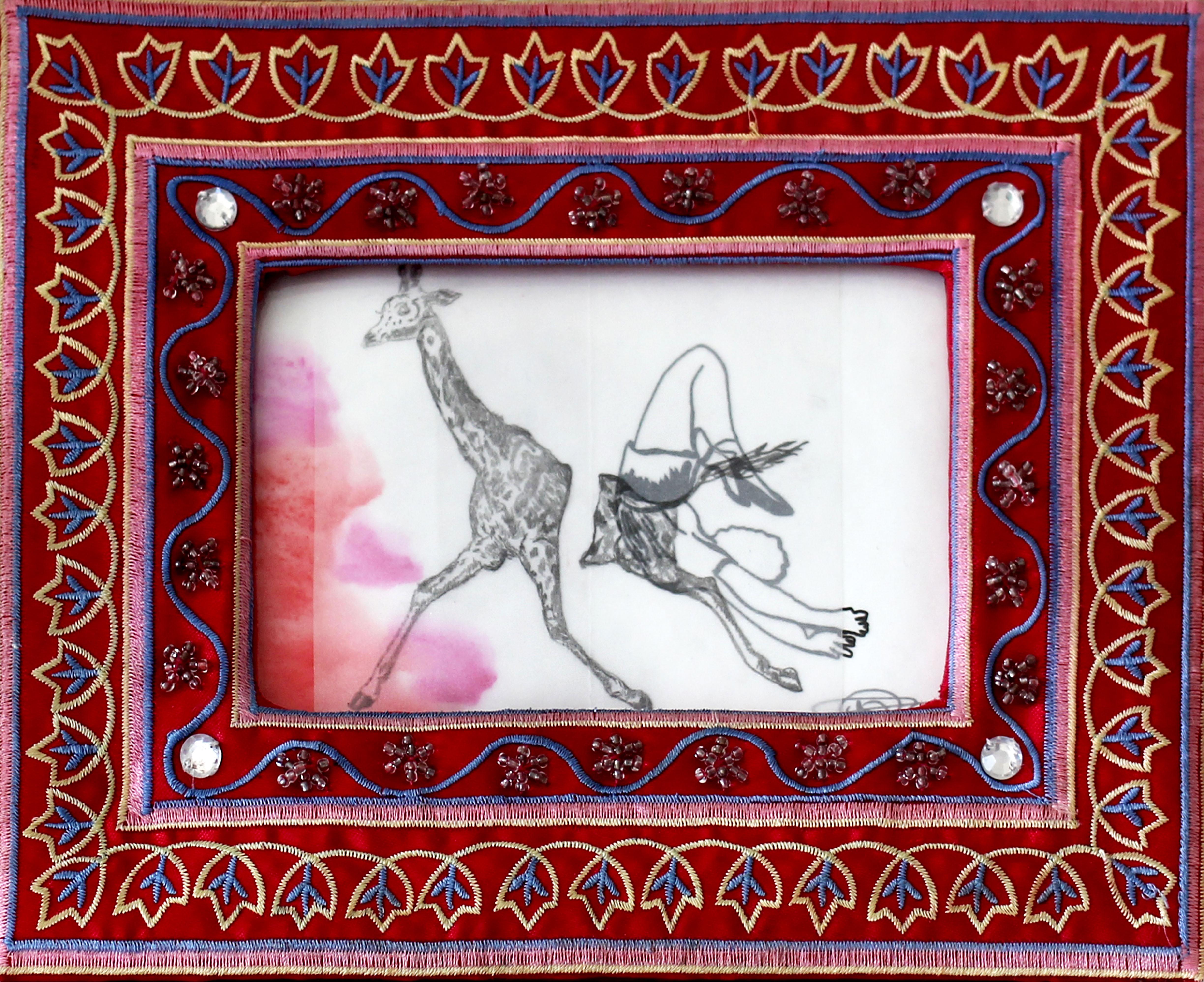 Art en Balade - L'histoire du coucher, Des Filles.
