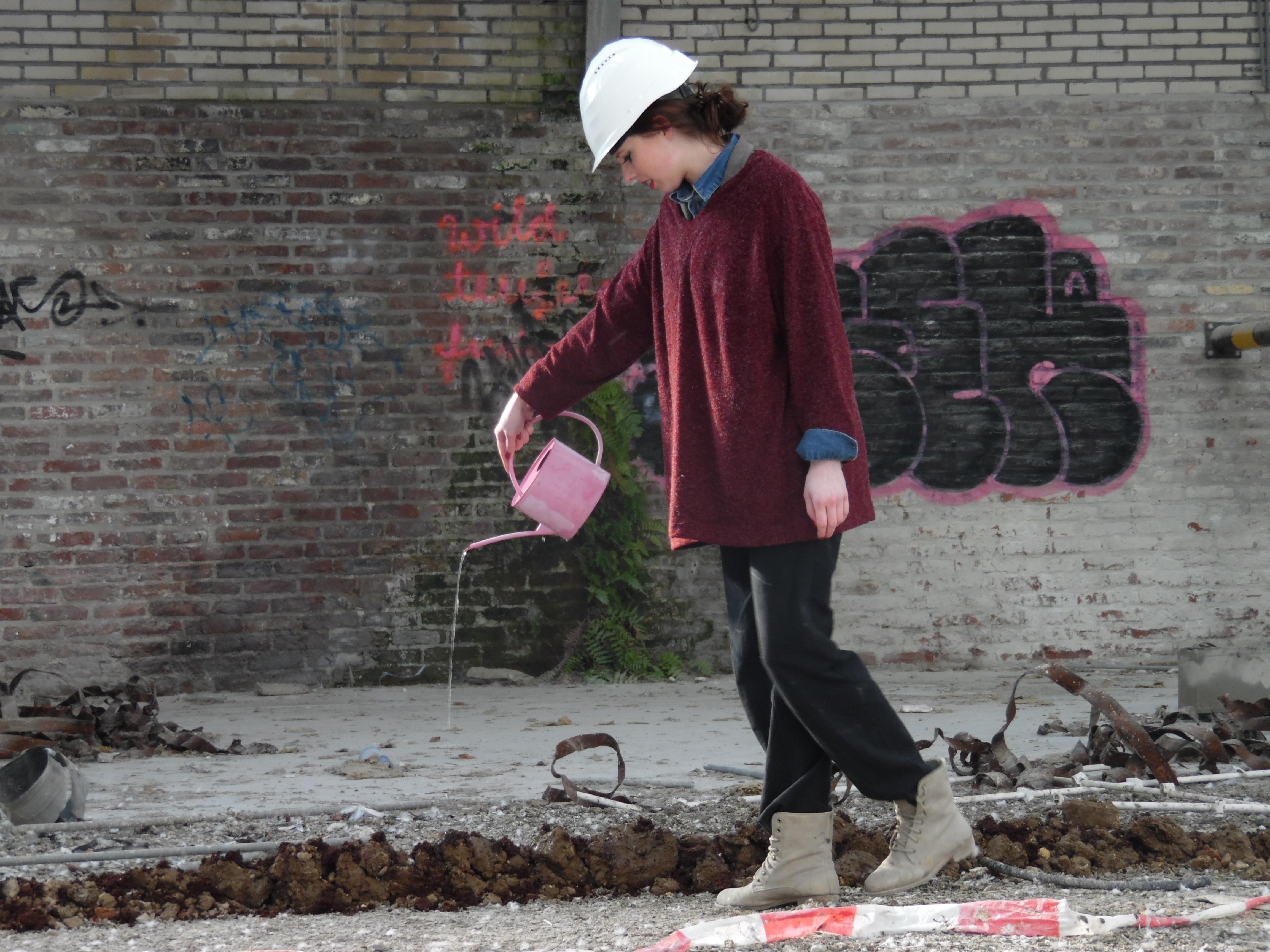 Ground Zero - Sphinx Factory - Installation