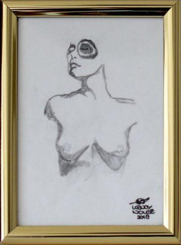 Art en Balade - L'histoire du coucher, Des filles